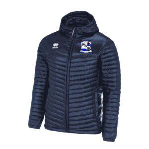 Gorner puffa jacket-ERREA-M2Sport-Maree Oranmore FC