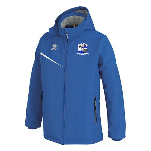 Iceland Coach Jacket-ERREA-M2Sport-Maree Oranmore FC